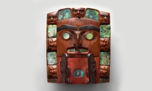 Tsimshian artist - Headdress Frontlet