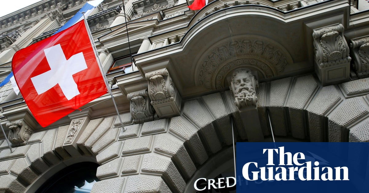 Credit Suisse winds down $10bn in funds as Greensill bank prepares for insolvency
