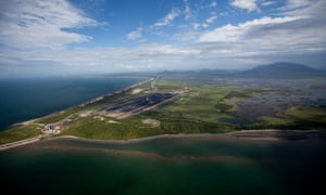 Abbot Point coal port