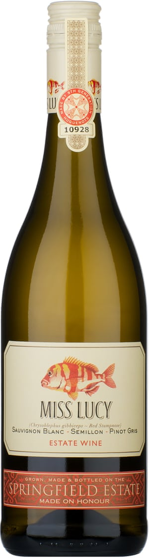 Wine: 2014 Springfield Miss Lucy