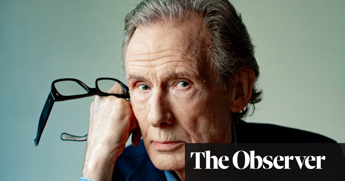 Bill Nighy: 'It takes me a long time to recover if I see myself on screen