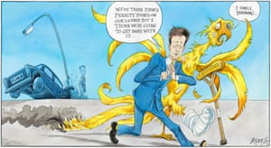 Chris Riddell on the prospects for Nick Clegg and the Liberal Democrats.