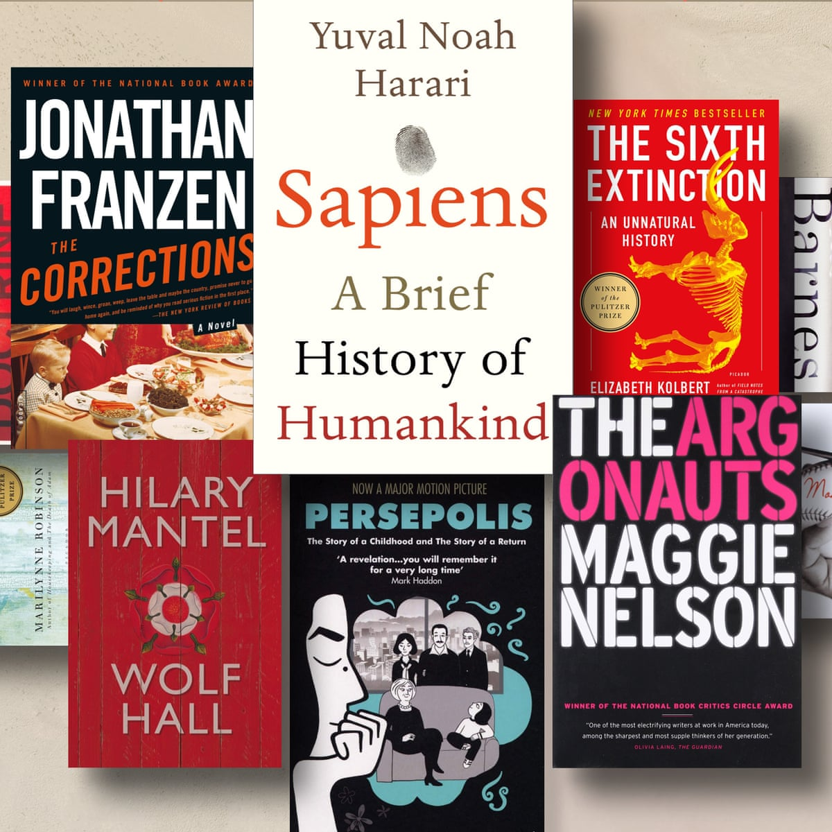 The 10 best books of the 10st century   Books   The Guardian
