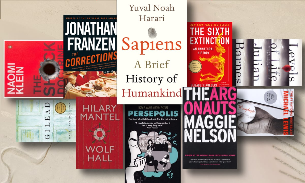 The 100 Best Books Of The 21st Century Books The Guardian