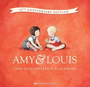 Cover image for Amy & Louis by Libby Gleeson and Freya Blackwood