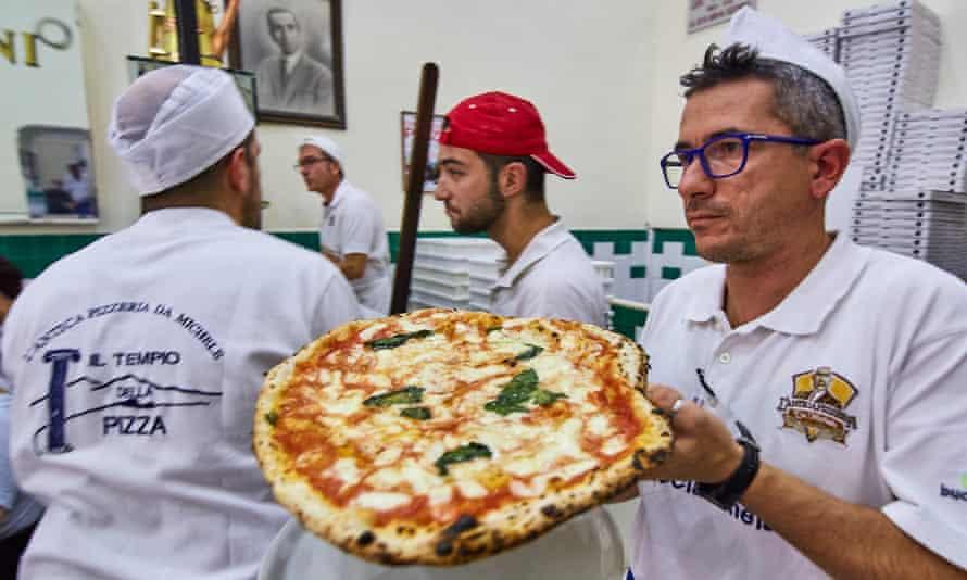 L'Antica Pizzera da Michele is opening its doors in Stoke Newington, London.