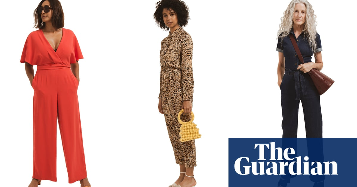 The best jumpsuits for all ages – in pictures