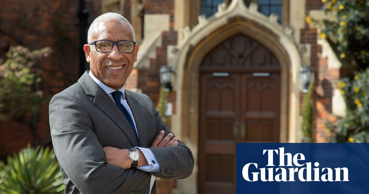 Lord Woolley to become first black man to head Oxbridge college