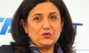 Christine Ourmières-Widener