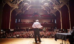 Corbyn rally Middlesbrough Town Hall