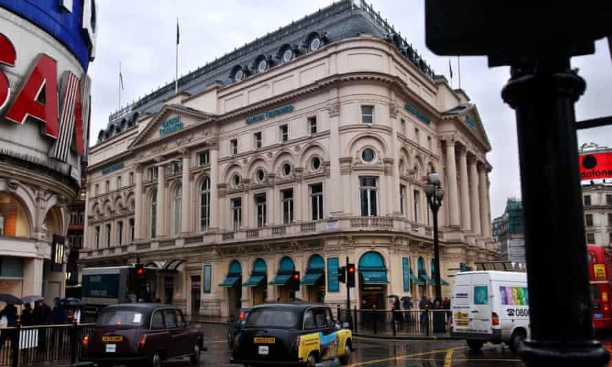 Trocadero in London