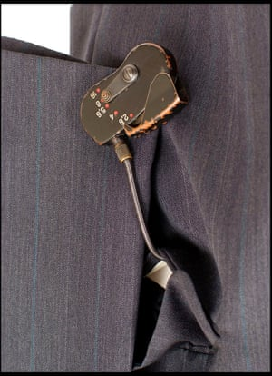 Pocket trigger - Snappy Suit.