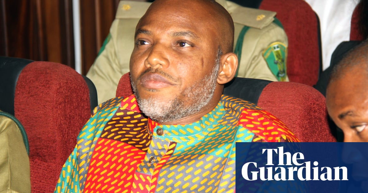 Biafra separatist leader arrested and extradited from UK to Nigeria