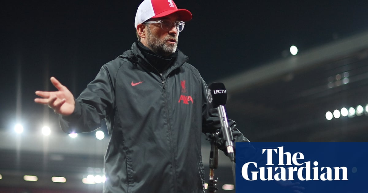 Jürgen Klopp hits back at Roy Keane and says Liverpool looked ruthless