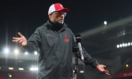 Jürgen Klopp was delighted with his Liverpool players.
