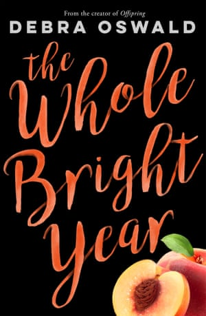Cover image for The Whole Bright Year by Debra Oswald