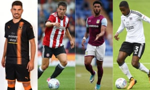 Championship players to watch: Rúben Neves, Sergi Canos, André Green and Ryan Sessegnon.