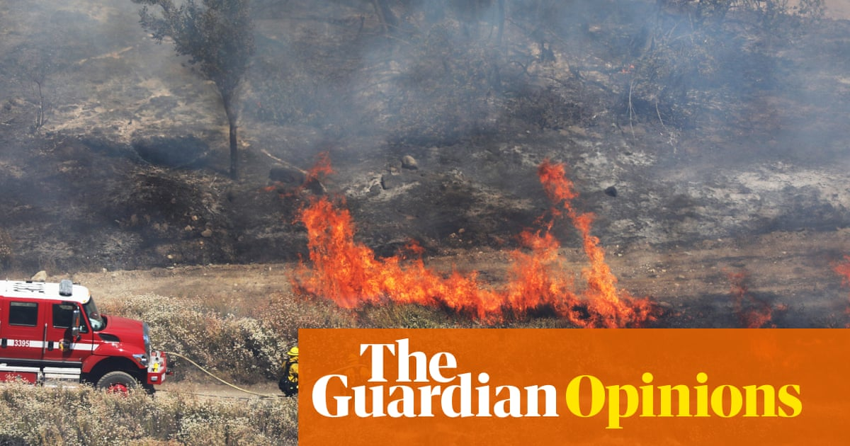 We're thinking about Covid-19 the wrong way. It's not a 'wave' – it's a wildfire – The Guardian