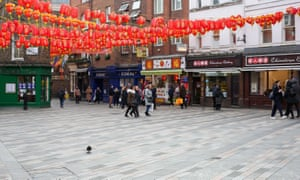 Chinatown in London's West End has seen far fewer visitors as concern mounts over the spread of coronavirus.