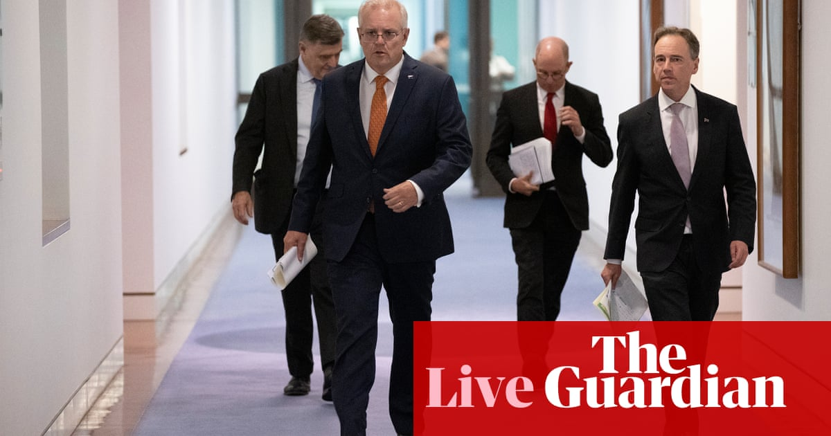 Australia news live: national cabinet to meet twice a week to get coronavirus vaccine rollout back on track