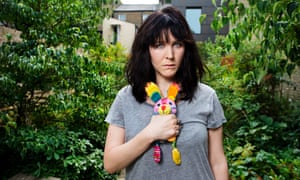 Alice Lowe wrote, starred in and directed her new film Prevenge while she was heavily pregnant.