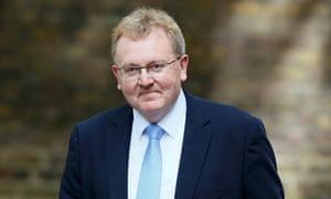 David Mundell, secretary of state for Scotland.