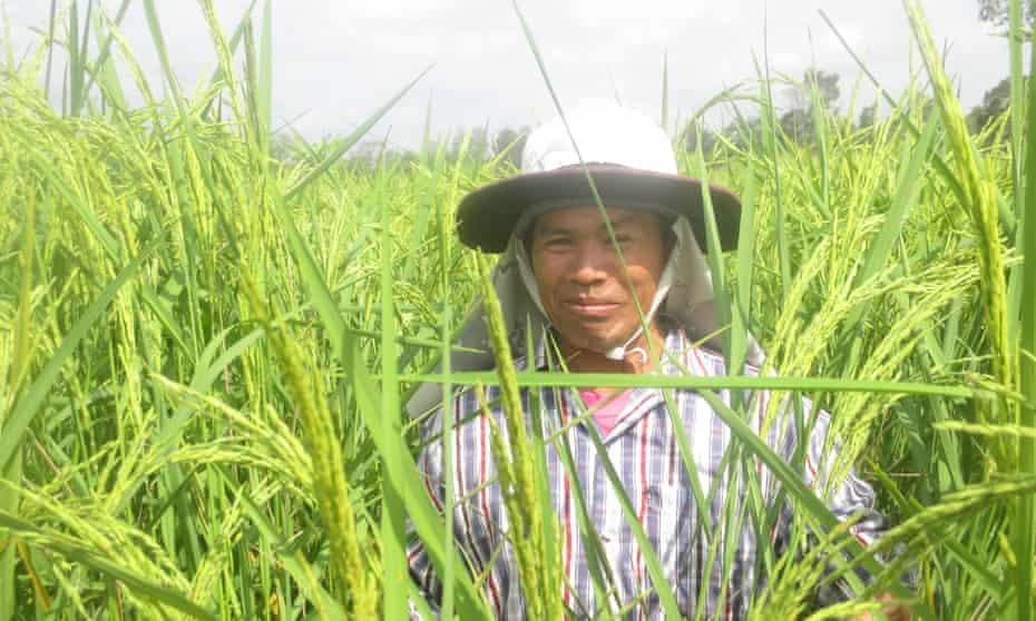 Buathong Kukamjad from Warin Chamrap district