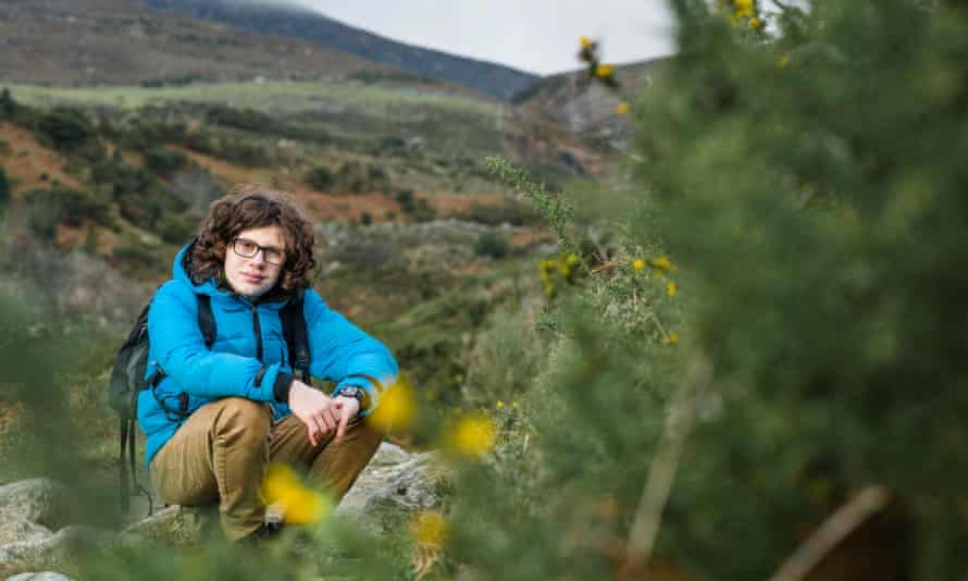 Dara McAnulty, author of Diary of a Young Naturalist.