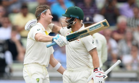 Steve Smith bats in space of his own, no historical