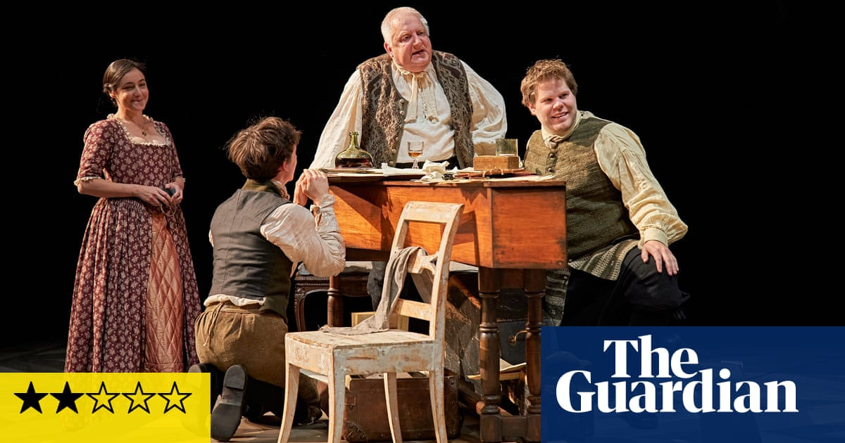 Bach & Sons review – study of the man and his music hits a flat note
