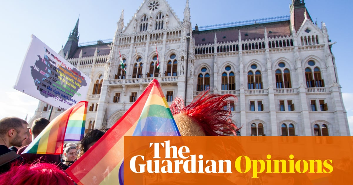 Hungary's classrooms have become the new battleground for the war on 'LGBT ideology'