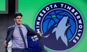 Lauri Markkanen is, in fact, not going to play for the Minnesota Timberwolves, although you may be forgiven if this image gives you that impression.