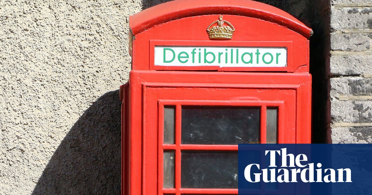 Country Diary: The Village Phone Box is Gone – But not Without a Fight