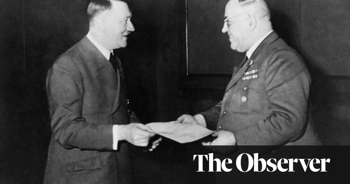 High Hitler: how Nazi drug abuse steered the course of ...