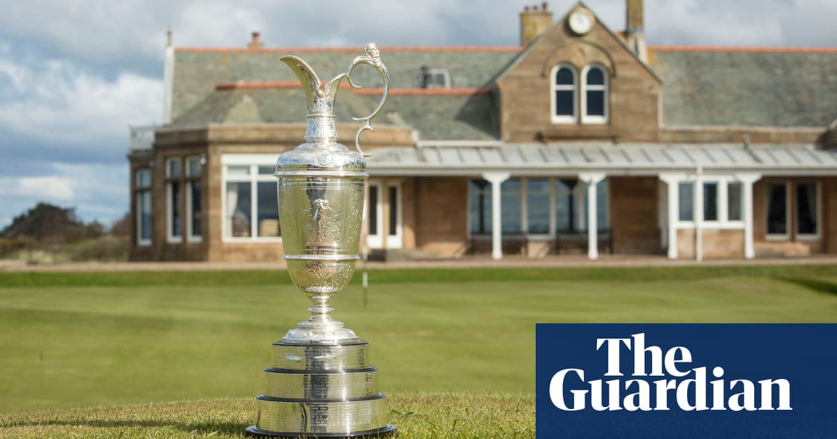 Royal Troon to host 2023 Open, extending Muirfield and Turnberry wait