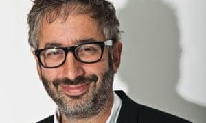 Sex and dementia … David Baddiel.