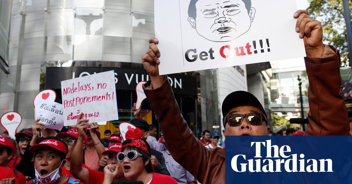 Thailand: biggest democracy protests in years held as ...