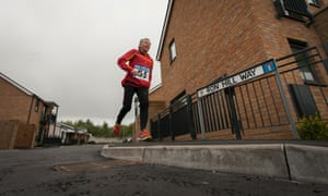 Ron Hill, legendary distance runner, has taken a day off after over five decades of daily running.