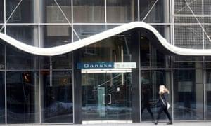 Danske Bank's branch in Tallinn, Estonia, has been hit by scandal.