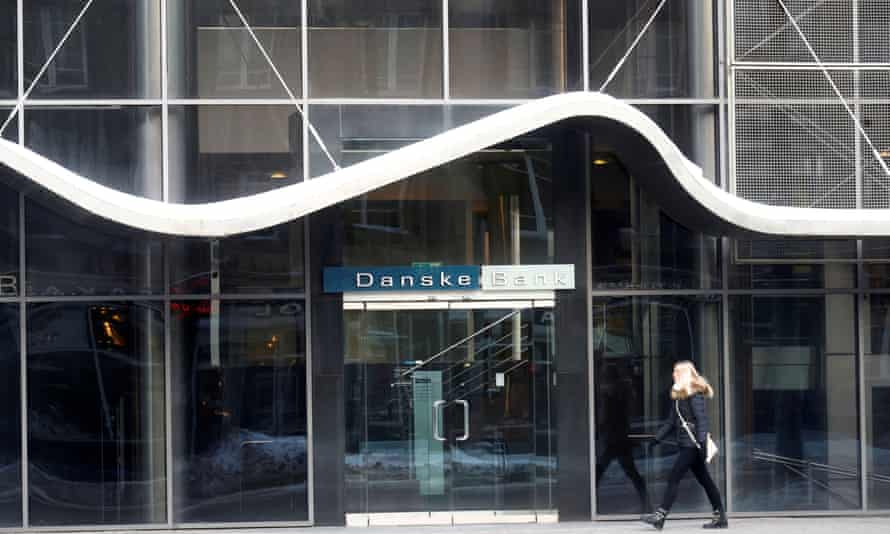 Danske Bank's branch in Tallinn, Estonia, has been hit by scandal.
