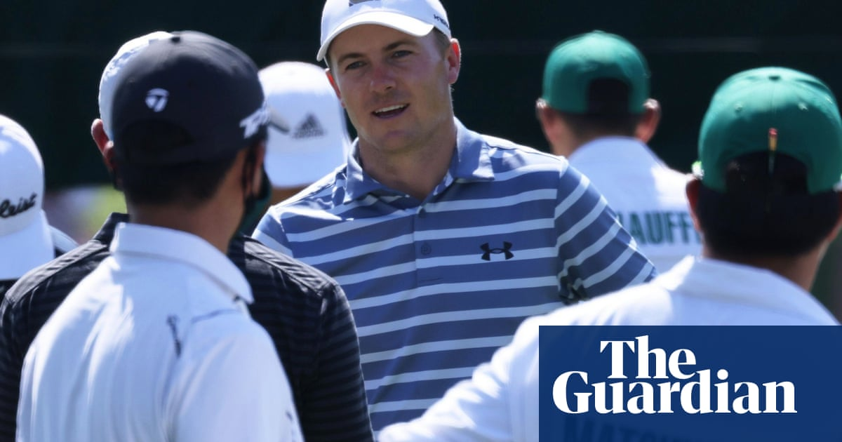 Jordan Spieth says he can still find 'next level' at Masters after ending dry spell