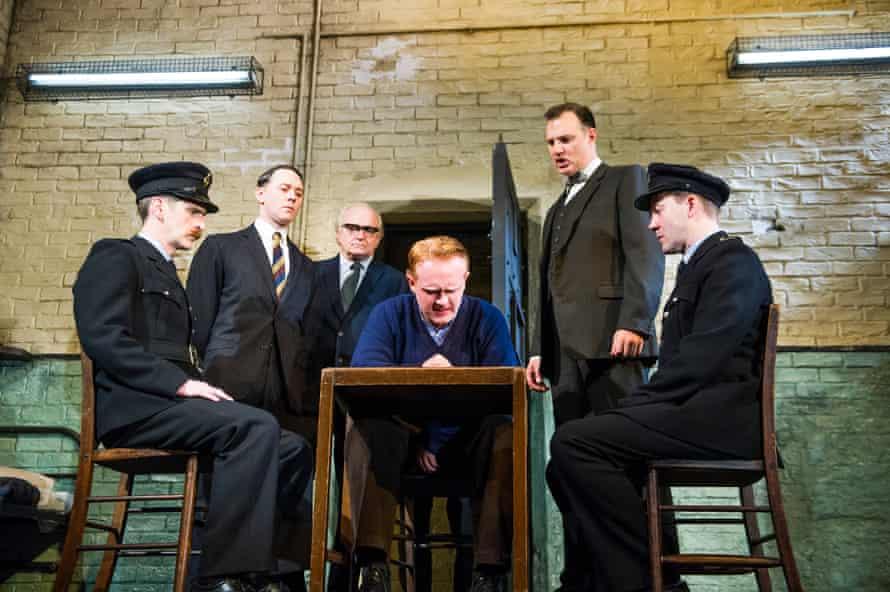 Hangmen at the Royal Court, coming soon to Broadway.