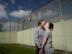 Portraiture shortlist. Richard Ansett's fascination with other people's lives led to a collaboration with the prisoners of HMP Foston Hall in Derbyshire. The aim of the project was to communicate to the outside world the effects of the women's incarceration, and how they try to make sense of their lives inside