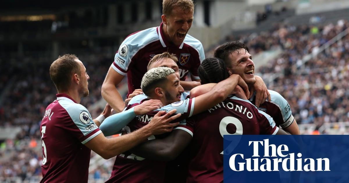 Antonio and Benrahma lead West Ham to comeback win at Newcastle