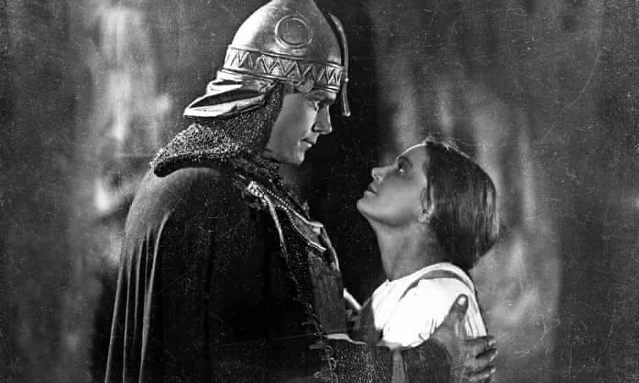 Charming and extravagant … the 1939 Russian film Vasilisa the Beautiful.