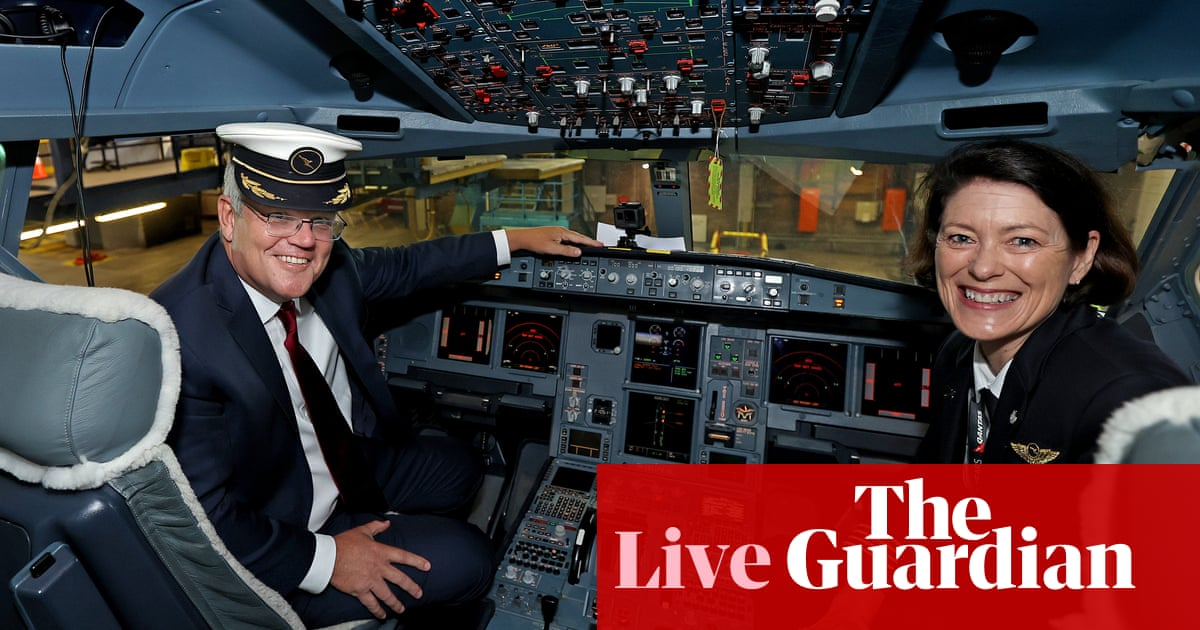 Australia news live: Morrison defends tourism package; WA election campaign enters final day – The Guardian