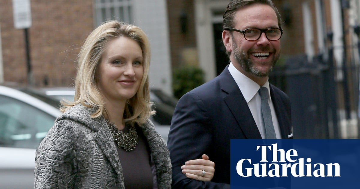 James Murdoch says US media lies unleashed insidious forces
