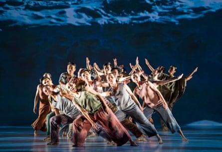 Formosa by Cloud Gate Dance Theatre.