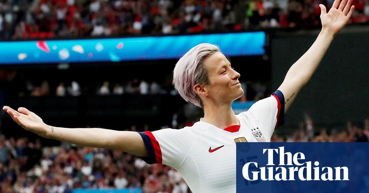 Megan Rapinoe: Manchester United disgraceful for womens football delay