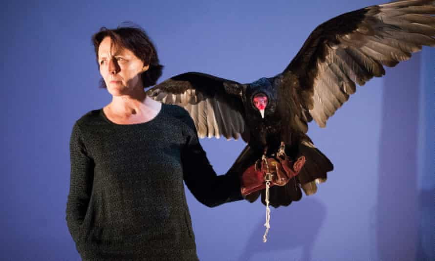 Fiona Shaw in the Deborah Warner's adaptation of The Testament Of Mary by Colm Toibin.